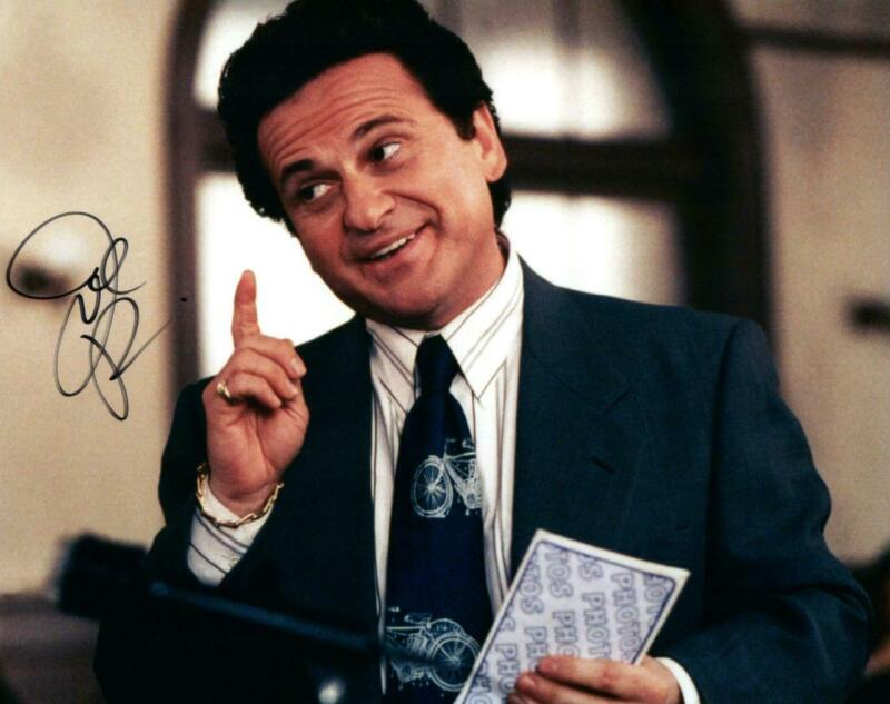 Joe Pesci signed 8x10 Photo with COA autographed Picture very nice