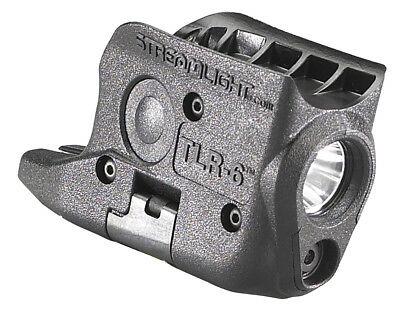 Streamlight 69270 TLR-6 Tactical LED Light & Red Laser for Glock 42/43