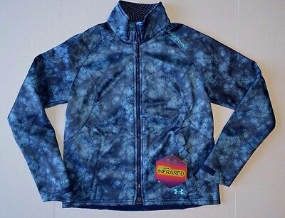 Women's Under Armour Cold Gear INFRARED Storm Jacket Size L
