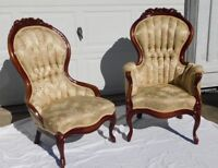 Victorian Parlour  - Props for Wedding or Family Photos