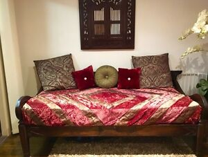 Balinese day bed Mount Lewis Bankstown Area Preview