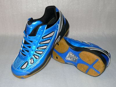 Pro Kennex Destiny Blue Herren Squash Schuhe Sneaker Tennis Court 45 Uk 11 Blau
