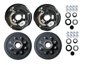 Complete-Trailer-axle-rebuild-kit-Electric-brake-6K-7K