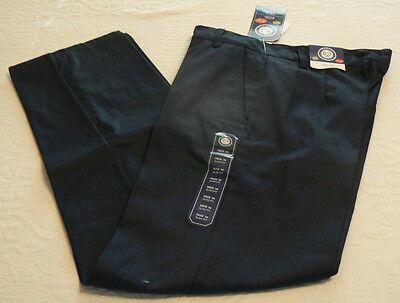 NEW Cambridge Classics Navy Blue slacks sz.16 boys,flat front, NWT uniform