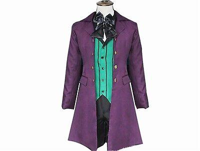 Black Butler Kuroshitsuji Alois Trancy cosplay kostüm pre - Alois Trancy Kostüm