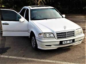 99 Immac Mercedes Benz c180, Sunroof,1 year rego, perfect S/Books Chadstone Monash Area Preview