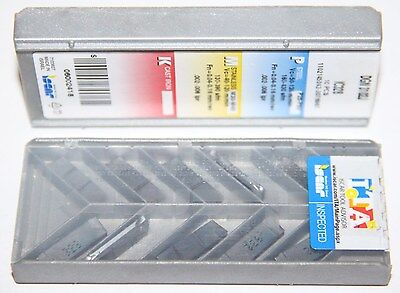 DGN 3102J IC328 ISCAR *** 10 INSERTS *** FACTORY PACK *** ()