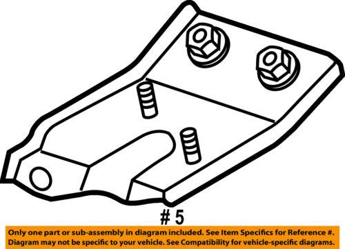 Mazda 6 Stock Exhaust Diagram