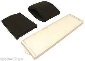 Bissell 3750E & 3760E Lift Off Vacuum Hepa Filter Kit