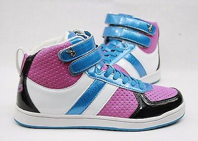 Playboy Rockstar 5601 Teal Size 5.5, 9 Women's Display Shoes - Playboy Womens Shoes