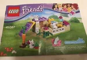 """Lego Friends """"Bunny and Babies"""" 41087"""