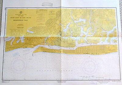 20x30 1650 Bahamas Caribbean Historic New World Map