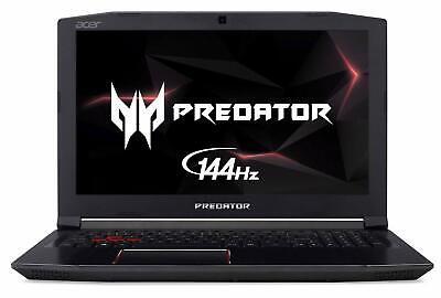 """Acer Predator Helios 300 PH315-51-785A 15.6"""" / i7-8750H 16GB 512GB SSD GTX 1060"""