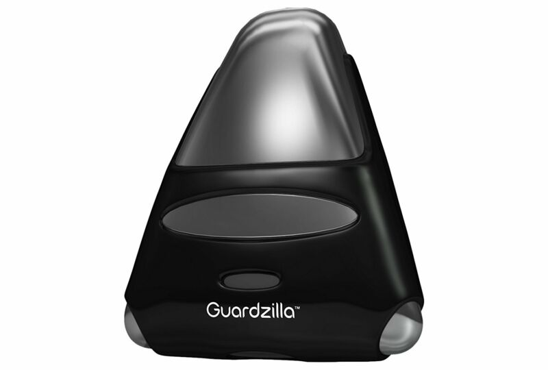 Guardzilla HD Wireless Home Security System Black GZ521B