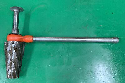 Ridgid 254 Spiral Ratcheting Reamer 2-12-4 Rigid 300 141 1224 700 161 4