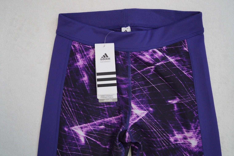 Adidas Climalite Techfit Capri Kompression Gr. XS, S, M, L 4 Farben NEU