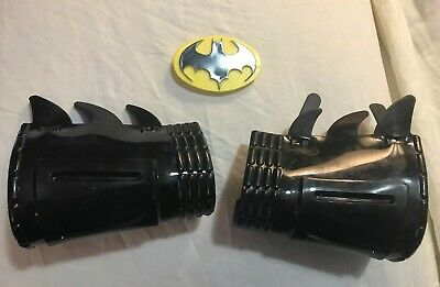 Vintage BATMAN childs toy costume Accessories 1989 DC Comics - Popeye Costume Accessories