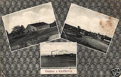 9471/ Foto AK, Kasnov, 1913