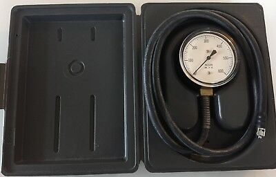 Zimmer 60-2000-001 ATS Pneumatic Automatic Tourniquet System test Gauge w/case, used for sale  Hiram