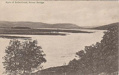 Kyle Of Sutherland, BONAR BRIDGE, Sutherland