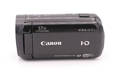 Canon VIXIA HF R72 32GB Full HD Camcorder - Black (US Model Camcorder)