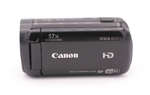 Canon VIXIA HF R72 32GB HD Flash Memory Camcorder 1236C003