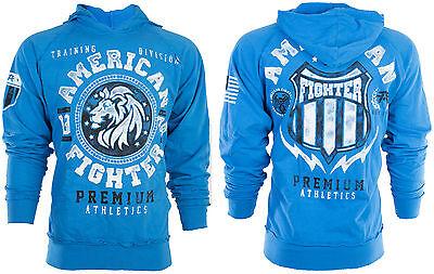 Alabama Sweatshirt (AMERICAN FIGHTER Mens HOODIE Sweat Shirt Jacket ALABAMA Lion Biker Gym UFC $65)