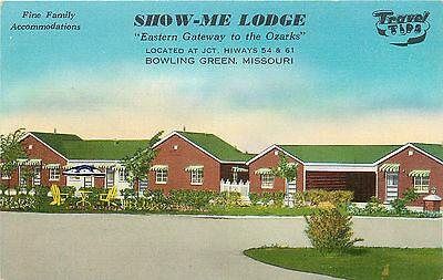 Bowling Green Mo Show Me Lodge Linen P C
