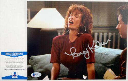 Tawny Kitaen Autographed Seinfeld Isabel 8x10 Photo Signed BAS COA