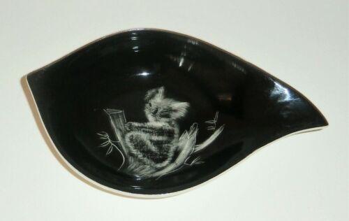 Vintage Mid Century Helena Studio Australia Hand Painted Koala Bowl Dish