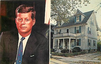 John F. Kennedy Birthplace Beale Street Brookline