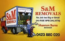 S&M REMOVALS Coombabah Gold Coast North Preview