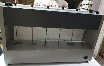 Digital Floculator Six Jar Test Apparatus 110220v Medical Lab Equipment