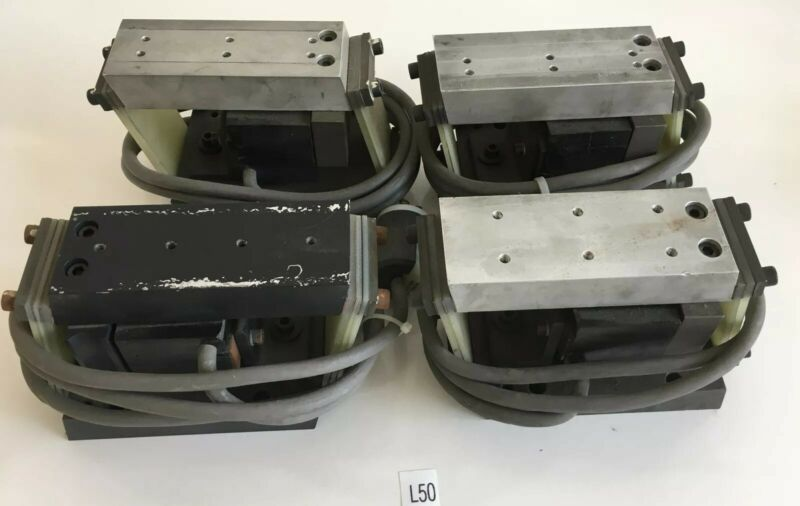 *Lot Of 4* Automation Devices Vibratory Feeders Part #