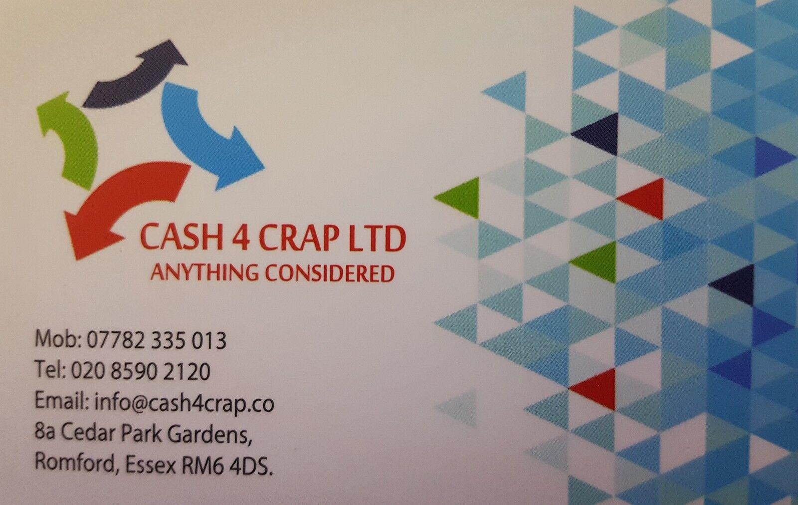 Cash 4 Crap