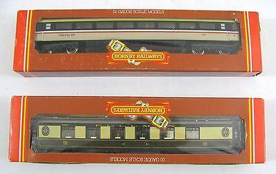 Set HORNBY Railways Pullman Coach R223 Interciy R439-0020 OO Gauge Scale Trains