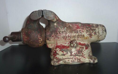Vintage Wilton Bullet Swivel Machinist Vise No. 3 Date Code 3-46