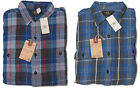 Flannel RRL Long Sleeve Casual Shirts for Men