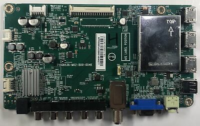 NEC E326 LED TV 715G8536-M02-B00-004K Main Board- XGCB01K024050Q for sale  Buffalo