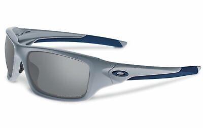 New Oakley Sunglasses OO9236-05 Valve Matte Fog Frame Grey Polarized lens