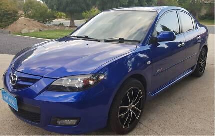 2008 Mazda 3 SP23 MY08