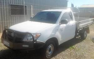 2007 Toyota Hilux Ute Port Denison Irwin Area Preview