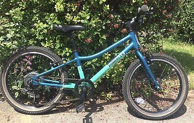 """Pinnacle Ash 20"""" Kids Bike Mountain Boys Blue 6 Speed"""