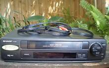 Sharp VHS VC A 37 Player Recorder Video South Yarra Stonnington Area Preview