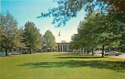 Hardin Kentucky Kenlake State Resort Park Kenlake Hotel 1960S Cars Postcard