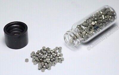 Molybdenum Metal 99.99 Pure Element 42 Mo Chemistry Sample