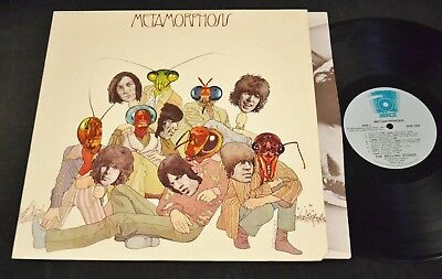 The Rolling Stones Abkco 1 Metamorphosis