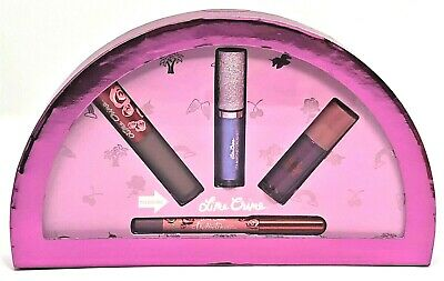 BNIB Lime Crime Best Of Lip Mauves Mini 4 Pc Set Kit