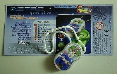 """""""Die Astro Generation"""" 2005 WAAGE, Libras mit BPZ DEUTSCH"""