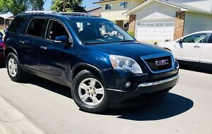 2012 GMC Acadia SUV **BACKUP-Camera**